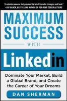 Maximum Success With Linkedin