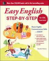 Cover of Easy English Step-by-step for ESL Learners