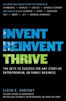 Invent, Reinvent, Thrive