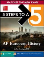 AP European History 2016