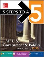 AP U.S. Government & Politics, 2015
