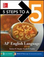 AP English Language 2016