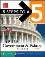 AP U.S. Government and Politics, 2016