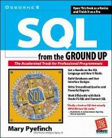 SQL From the Ground up