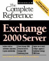 Exchange 2000 Server