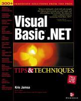 Visual Basic . Net