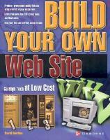 Build your Own Web Site
