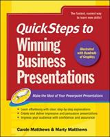 QuickSteps to Winning Business Presentations