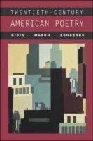 Twentieth-century American Poetry