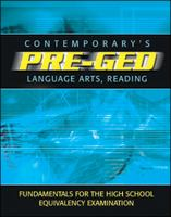 Contemporary's Pre-GED Language Arts, Reading