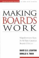 Making Boards Work