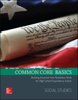 Common Core Basics