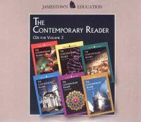 The Contemporary Reader, Volume 3