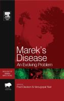 Marek's Disease: An Evolving Problem (Biology of Animal Infections, 1572-4271)