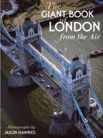 The Giant Book of London From the Air