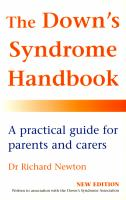 The Down's Syndrome Handbook