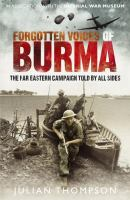 Forgotten Voices of Burma