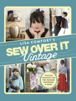 Lisa Comfort's Sew Over It Vintage