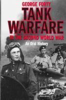 Tank Warfare in the Second World War