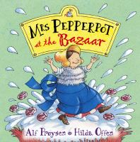 Mrs Pepperpot at the Bazaar