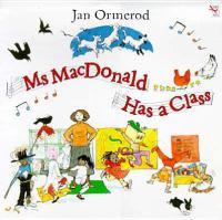 Ms MacDonald Has A Class