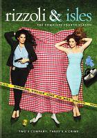 Rizzoli & Isles. The Complete Fourth Season