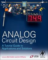 Analog Circuit and System Design