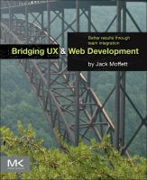 Bridging UX and Web Development