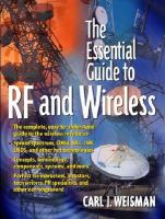 Essential Guide to RF and Wireless