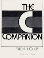 The C Companion
