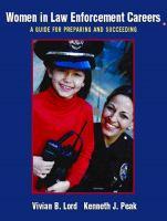 Women in Law Enforcement Careers