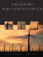 Canadian Macroeconomics