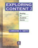 Exploring Content