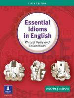 Essential Idioms in English
