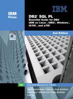 DB2 SQL PL