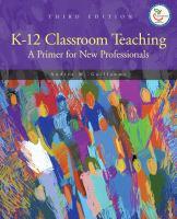 K-12 Classroom Teaching