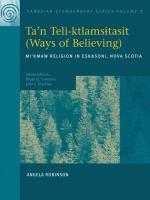 Ta'n Teli-ktlamsitasit (Ways of Believing)