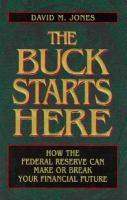 The Buck Starts Here