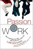 Passion at Work