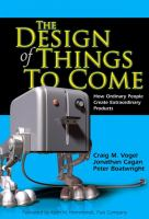 The Design of Things to Come