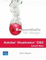 Adobe Illustrator CS2, Level One