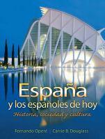 España y los españoles de hoy