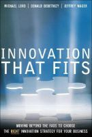 Innovation That Fits