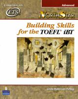 NorthStar Building Skills for the TOEFL IBT [includes Audio CDs]
