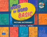 Word by Word Basic Picture Dictionary