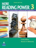 Reading Power 3 (3rd)