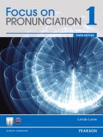 Focus on Pronunciation