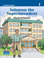 Solomon the Superintendent