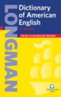 Longman Dictionary of American English