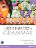Next Generation Grammar 1